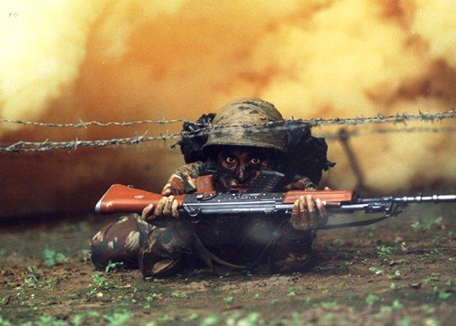 Indian Army at Doklam