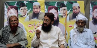 Pakistani military welcomes extremists into parliament