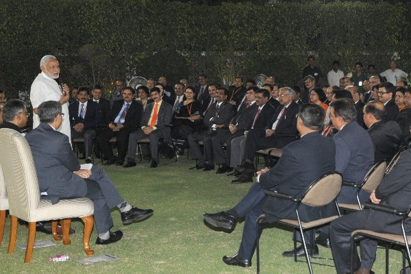 PM Modi has changed the way the Prime Minister interacts with the bureaucracy