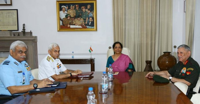 Nirmala Sitharaman shouldn't just focus on big weapons purchases but improving the defence forces as well