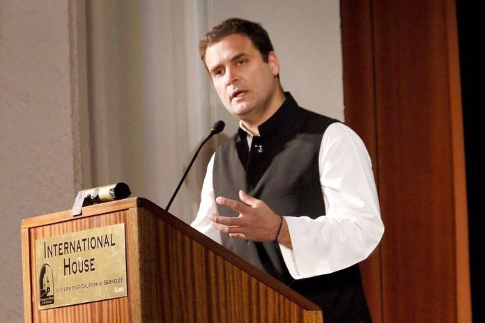 Rahul Gandhi's speech at UC Berkeley stood out in many respects. Here's a list