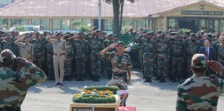 Seventeen soldiers were killed during the Uri attack when terrorists attacked an Army base.