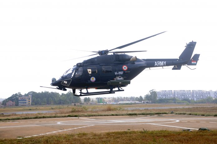 The Indian chopper fleet consisting of a Advanced Light Helicopter and Light Combat Helicopter are set to be fitted with air-to-air missiles
