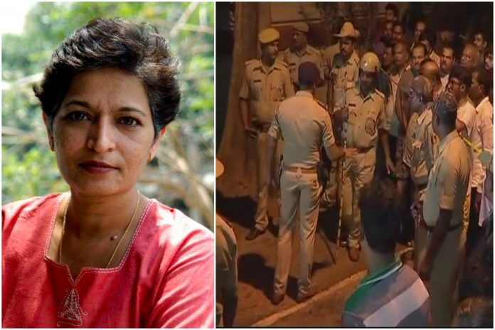 Gauri Lankesh's 56th Birth Anniversary Celebrated as