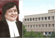 Delhi High Court acting chief justice Gita Mittal recently supervised a visit to district courts in the city-state to check their functioning