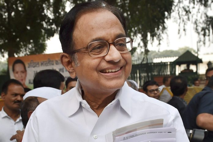 Call for one nation, one election is also jumla: Chidambaram