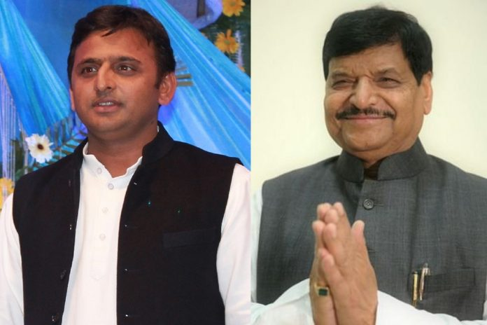 Akhilesh all set to marginalize Shivpal