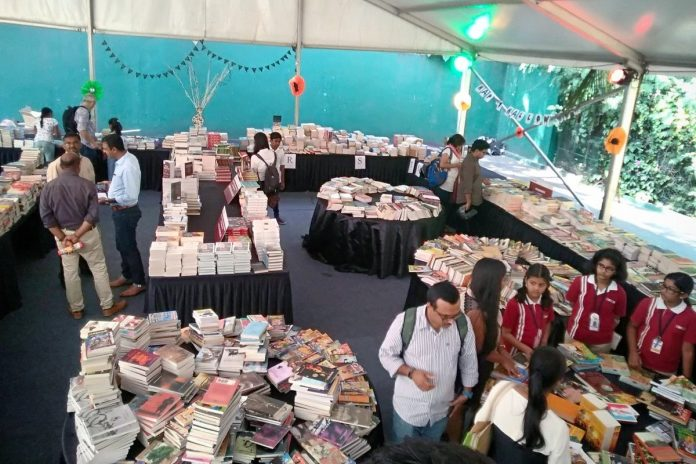 A representational image of the Bangalore Literary Festival