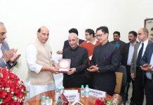 PDP hopeful of 'breakthrough' as interlocutor Sharma concludes Kashmir visit