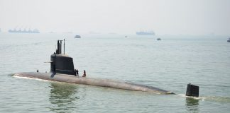 First Scorpene to be commissioned in December, French firm eyes follow-on order