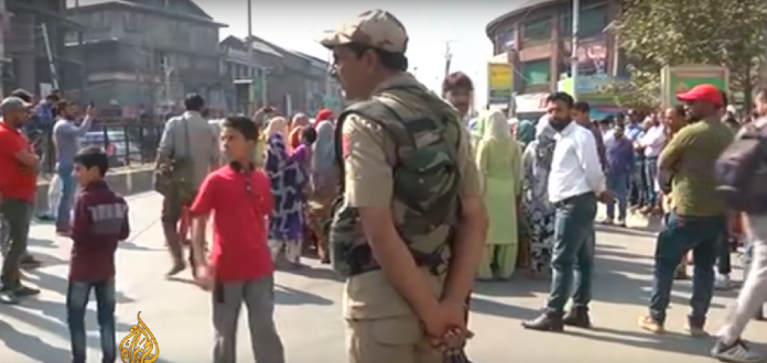 The protests over incidents of braid chopping have targeted the army on multiple occasions.