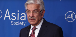 Khwaja Asif's comments on Haqqani network and LeT stand out.