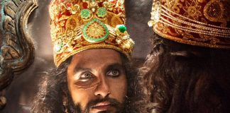 The obvious subtext of the film Padmavati seems to be love jihad. Ranveer Singh in a still from the film.