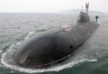 India's only nuclear submarine INS Chakra damaged in accident