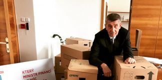 Andrej Babis, the leader of Ano, an anti-establishment party that won 30 percent of the vote in parliamentary elections in the Czech Republic