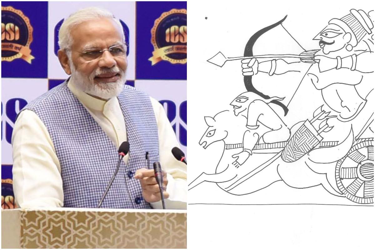 Why Modi Spoke Of Shalya Mahabharatas Master Of Psychological Warfare