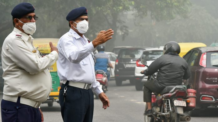 Odd-even is a political gimmick. It has nothing to do with pollution