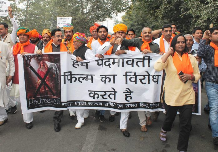 Padmavati row: Karni Sena withdraws bandh call