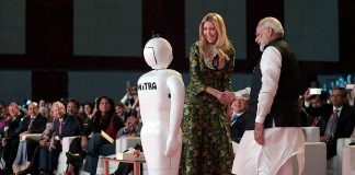 Ivanka Trump is in India to attend the Global Entrepreneurship Summit