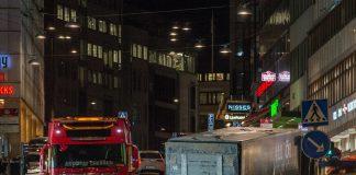 Representational image of a vehicular terrorist attack.