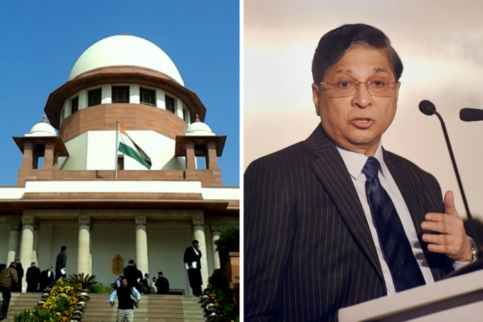Supreme Court and Chief Justice of India