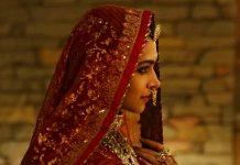 Deepika Padukone in the film Padmavati