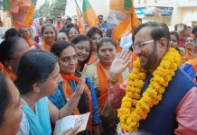 21 new faces in BJP's first list of 70 candidates for Gujarat