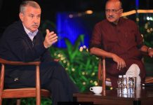 Thomas Friedman and Shekhar Gupta on OTC