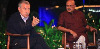 Thomas Friedman and Shekhar Gupta on OTC