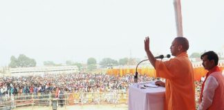 40 rallies in 14 days: Yogi begins his marathon campaign for civic polls