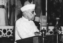 M Jawaharlal Nehru