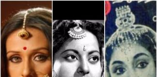 Screengrabs of films and television shows on Rani Padmini on whom Padmavati is based