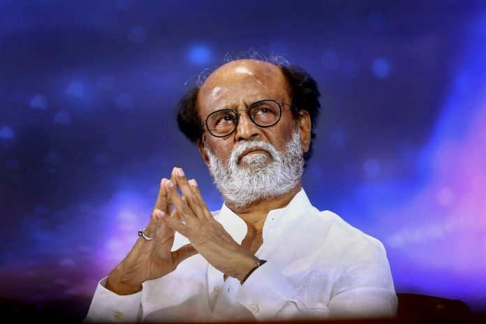 Common language good for progress, but unfortunately not possible in India: Rajinikanth