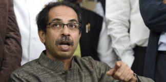 Shiv Sena leader Uddhav Thackeray | Arvind Yadav/ Getty Images