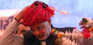 Modi in Gujarat