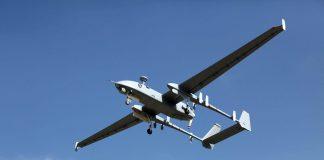 A Heron UAV