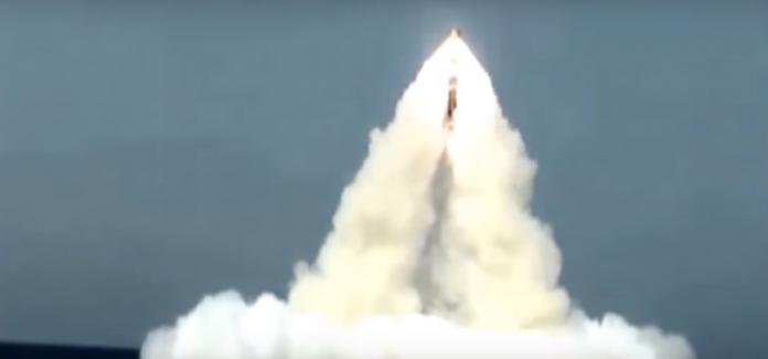 K4 Long-Range submarine-launched ball