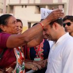 Jai Sardar, Jai Bhawani to Jai Bheem: Rahul tries it all in Modi's home turf