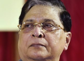 File photo of CJI Dipak Misra
