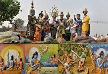 Artists of ASEAN tableau