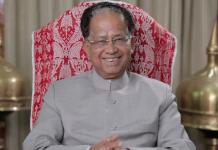 Former chief minister of Assam Tarun Gogoi | Flickr