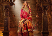 Deepika Padukone in the film Padmaavat