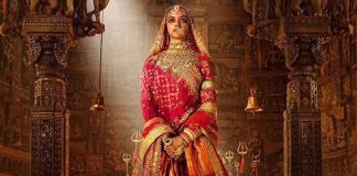 Deepika Padukone in the film Padmaavat
