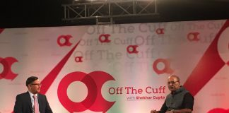 Husain Haqqani at OTC