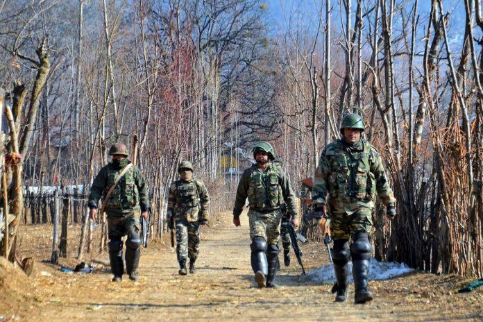 Five militants killed as Army foils infiltration bid in Uri