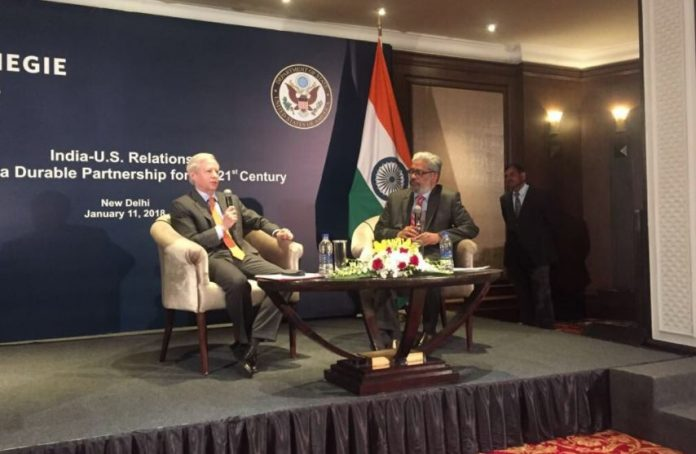U.S. looking at free trade agreement with India