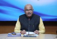BJP Rajya Sabha MP Vinay Sahasrabuddh