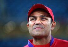 Former cricketer Virender Sehwag