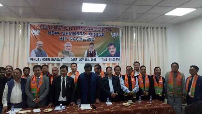 Cong releases list of 23 candidates for Assembly elections in Nagaland