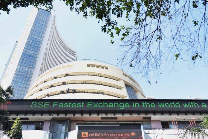 Sensex zooms 1,921 pts on FM's tax booster; auto, bank stocks soar
